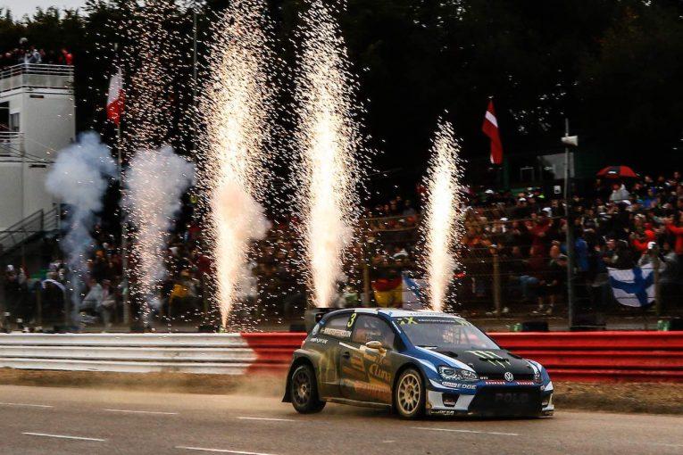 ラリー/WRC   世界ラリークロス:第9戦フランス。ヨハン・クリストファーソンが新記録の4連勝