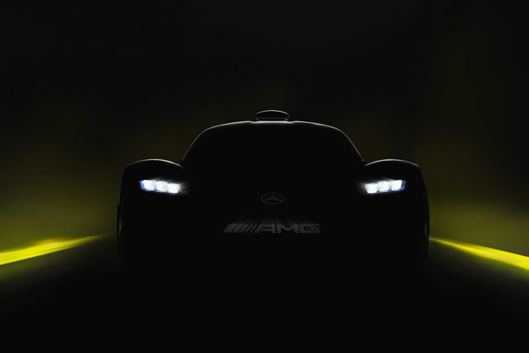 F1 | メルセデス、F1技術を活用したハイパーカー『プロジェクト・ワン』をフランクフルトで公開へ