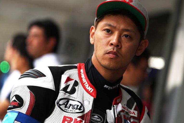 MotoGP   4年ぶりに日本人がSBKに。高橋巧がレッドブル・ホンダからスポット参戦
