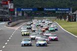 86/BRZ Race第7戦富士 クラブマンシリーズ 決勝スタート