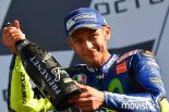 MotoGP | MotoGP:右足骨折のバレンティーノ・ロッシ、第13戦サンマリノGPを欠場