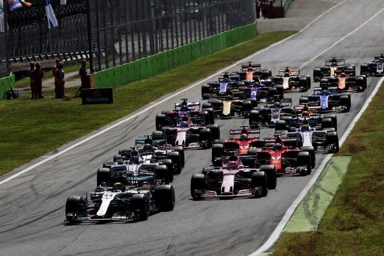 F1 | イタリアで大量降格を受けたレッドブル、F1パワーユニットの厳しすぎる基数制限を批判