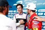海外レース他   フォーミュラE:アレックス・リン、DSヴァージンのレギュラードライバーに昇格