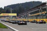F1 | 新スーパーライセンスポイント シリーズ別獲得ポイント一覧表