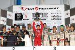 ST-5クラス表彰式 2017年スーパー耐久第5戦富士