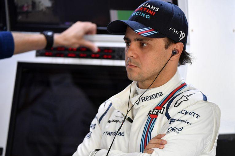 F1 | マッサ、F1引退後はFE転向か。「将来性のある素晴らしいカテゴリー」と関心を示す