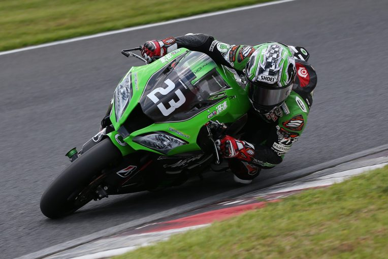 MotoGP | カワサキ・チームグリーン、2018年も渡辺一馬と松崎克哉で全日本ロードJSBに参戦