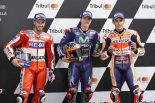 2017MotoGP第13戦サンマリノGP予選トップ3