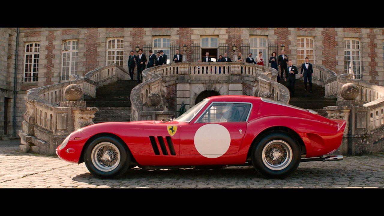 映画『スクランブル』に登場するフェラーリ250 GTO | 総額約75.5億円! フェラーリ250 GTOなど名車登場の映画『スクランブル』9月22日公開の画像・写真(3)  | autosport web