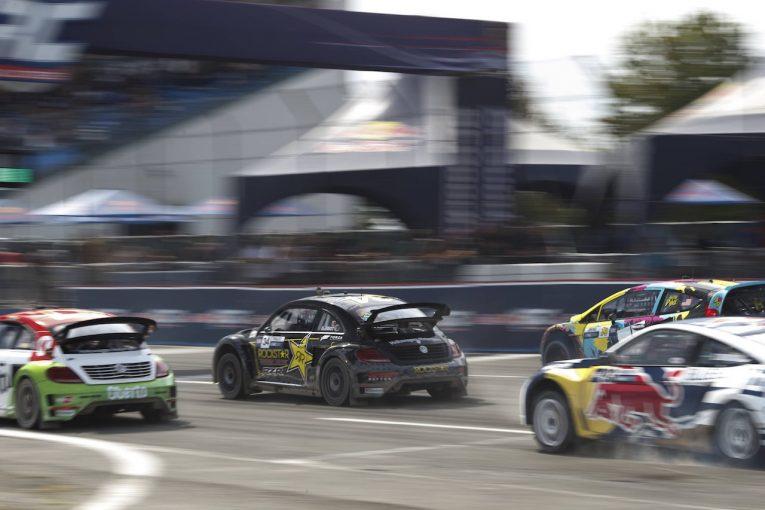 ラリー/WRC   GRC:VWビートルのタナー・ファウストがシアトルで連勝。タイトル争いはビートルの一騎打ち