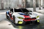 ル・マン/WEC | BMW、2018年のWEC/IMSAに投入するM8 GTEを初公開