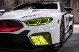 BMWが公開した新型GTEマシンの『BMW M8 GTE』