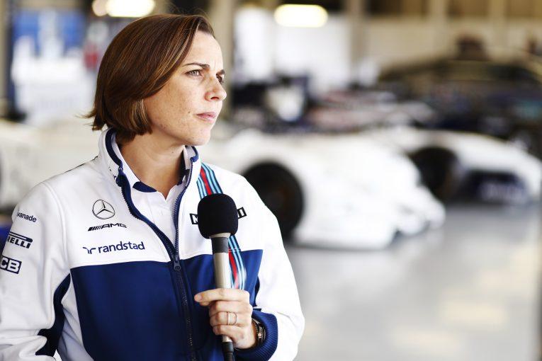 F1 | ウイリアムズ家メンバー、2017年シーズン残りはF1に帯同せず。副代表復帰は年明け