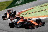 F1 | マクラーレン・ホンダF1「シンガポールでは降格ペナルティを受けることなく、上位で戦いたい」