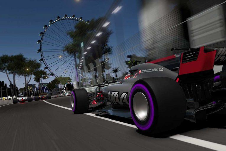 『F1 2017』スクリーンショット