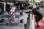 F1 | フォース・インディアF1「2017年型の開発はまだ打ち切らない」。シンガポールにも新パーツ導入