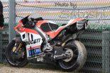 モタスポブログ | MotoGP現地トピックス:全クラスの決勝がフルウエットレース。3日間で140回の転倒が発生