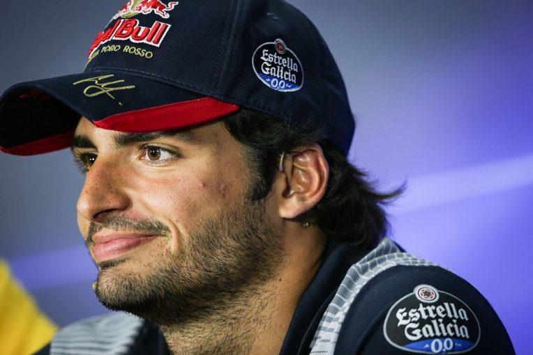 F1 | カルロス・サインツJr.、トロロッソを離れ、2018年のルノーF1移籍が正式決定