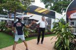 モタスポブログ | いろいろな思惑の入り乱れる週末@F1第14戦シンガポールGP 現地情報1回目