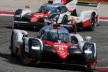 ル・マン/WEC | WEC:トヨタ、ライバルに競り負けるも「肉薄した走りは富士に向けた自信につながる」