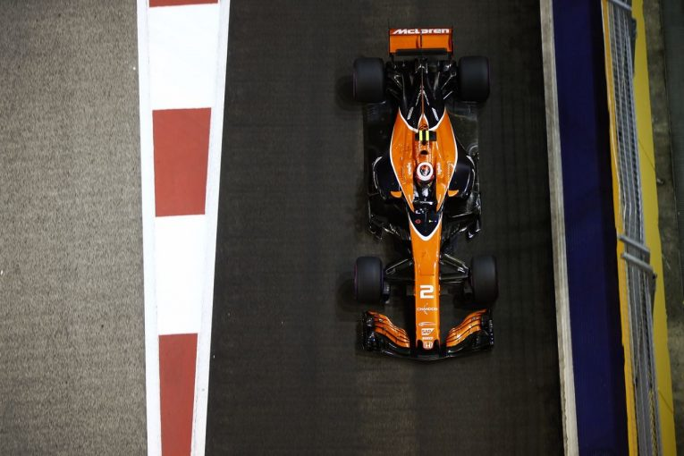 F1 | ホンダ「上位争いのチャンスを逃したことは残念だが、入賞はポジティブな一歩」/F1シンガポール日曜