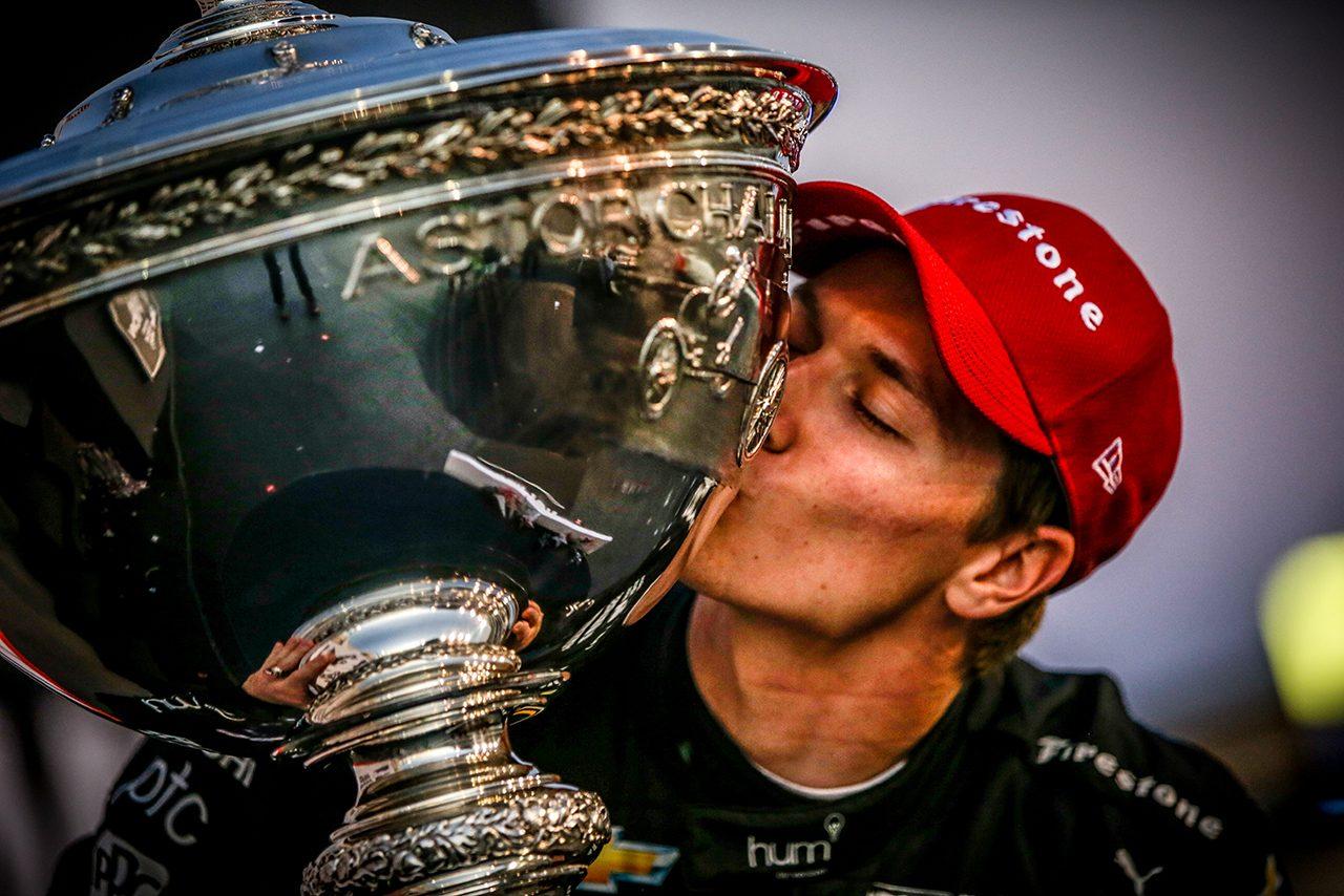 新王者ニューガーデン「チャンピオン獲得はチーム・ペンスキー全体で成し遂げた」