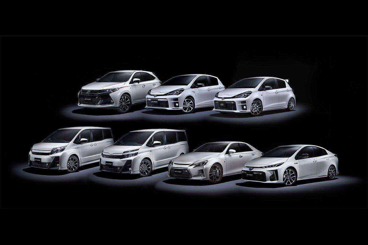 トヨタ、新スポーツカーブランド『GR』を発表。モータースポーツでの知見を投入