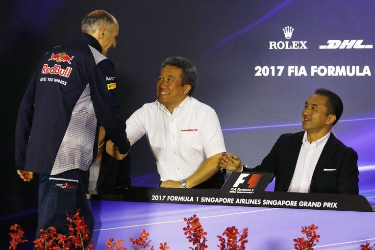 F1 | ホンダF1に成功をもたらすか。山本MS部長が語る、マクラーレンからスイッチすることのメリット