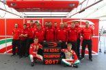 海外レース他 | ADAC F4:プレマ・セオドールレーシング 2017第6戦ザクセンリンク レースレポート