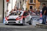ラリー/WRC | ERC:第7戦首都ローマ決戦は、剣闘士ブフィエが0.3秒差のデュエルを制す