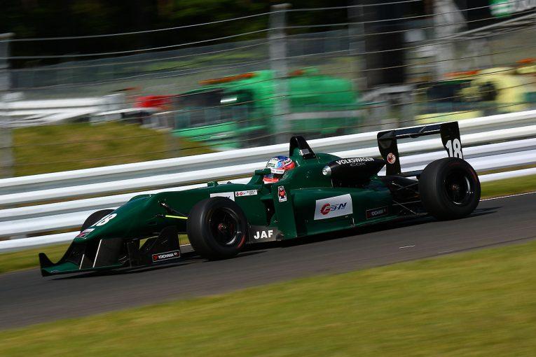 国内レース他   次期F3-NマシンがスポーツランドSUGOで最終テスト。千代と本山がドライブ