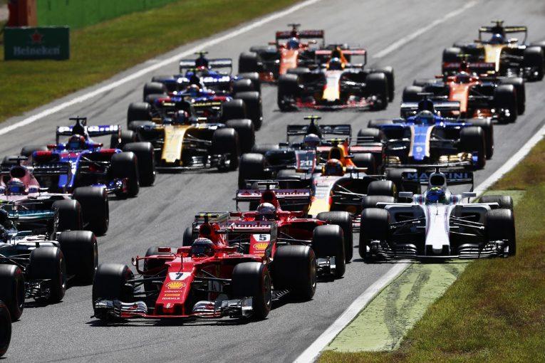 F1 | 21戦からなる2018年F1カレンダーが発表。史上初の3週連続開催で、前代未聞の過密スケジュールに