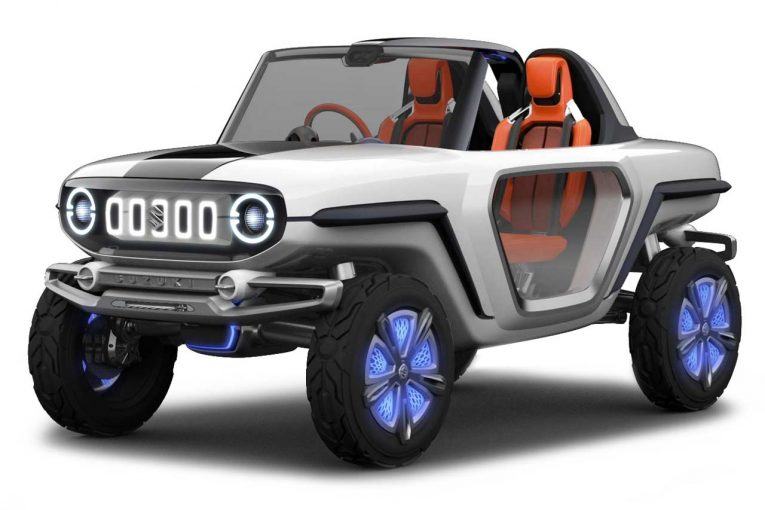 クルマ   スズキ、東京モーターショー出展概要発表。『e-サバイバー』など9モデルをワールドプレミア