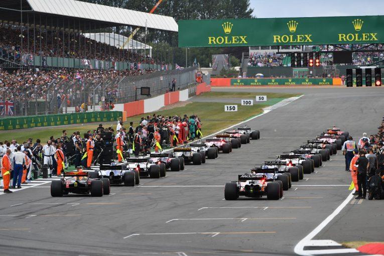 F1 | F1パワーユニットの一部エレメントが年間2基に制限へ。2018年に向けグリッドペナルティ撤廃の動きはなし