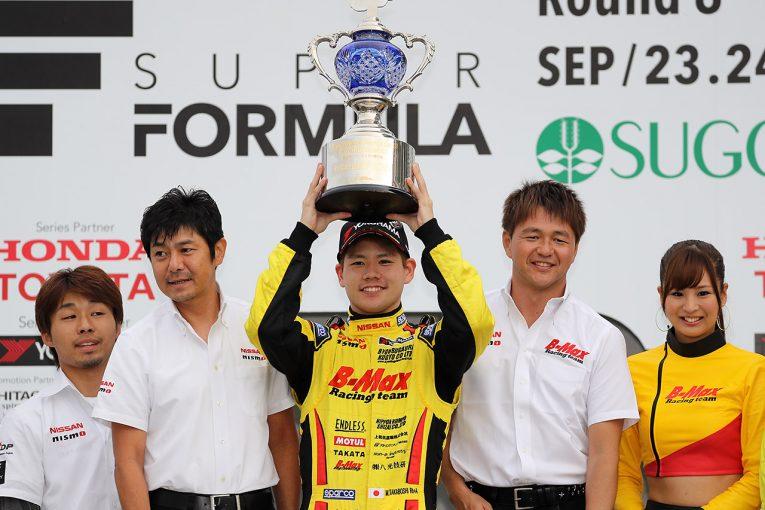 国内レース他 | 2017年全日本F3チャンピオン獲得の高星明誠「まだチャンピオンの実感がない」