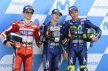 MotoGP | MotoGP:ビニャーレス、スペインで初ポールを獲得し「とてもハッピー」/アラゴンGP予選トップ3コメント