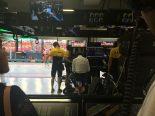 モタスポブログ | ルノーのガレージで生のプロストが目の前に!/F1シンガポールGPスペシャル特派員レポート
