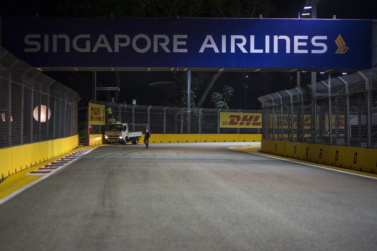 2017年F1シンガポールGP