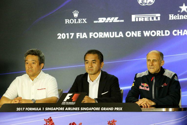 F1 | 毒舌パドック裏話 F1シンガポール編:ホンダF1を率いる人たちが学ぶべき教訓