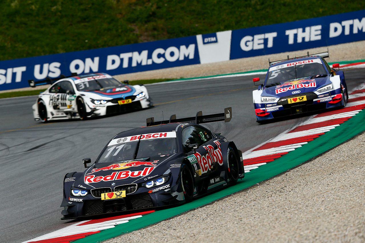 DTM第16戦:勝利目前でグリーンがまさかの失速。ラストが3勝目、エクストロームは王者に前進