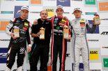 海外レース他 | FIAヨーロピアンF3第9ラウンドレッドブルリンクで牧野任祐が3位。初表彰台を獲得