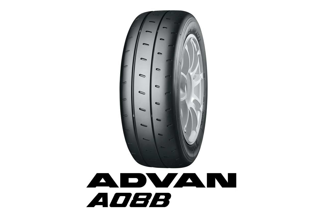 横浜ゴム、86/BRZ Race準拠の16インチ『ADVAN A08B』を改良。9月27日発売