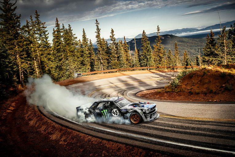 ラリー/WRC | ケン・ブロック・ジムカーナ×パイクスピーク!? 最新作『クライムカーナ』公開