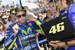 MotoGP | MotoGP:負傷した状態でトップ争いを繰り広げたロッシ「足の状態をよくしてもてぎに行く」