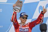 MotoGP | MotoGP:ドゥカティ 2017年第14戦アラゴンGP レースレポート