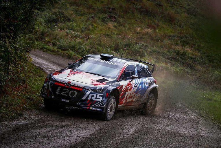 ラリー/WRC | WRC:ヒュンダイ、若手育成プログラムに23歳フィンランド人のヤリ・フッツネンを抜擢
