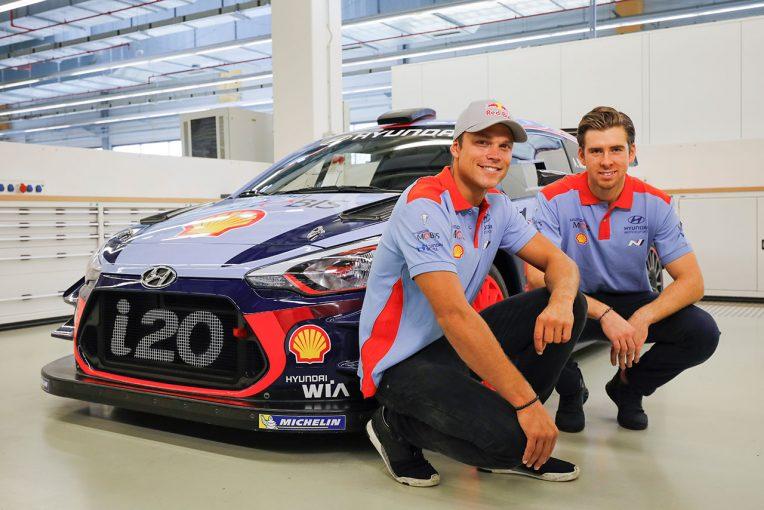 ラリー/WRC | WRC:アンドレアス・ミケルセン、2018年はヒュンダイからフル参戦。2年契約結ぶ