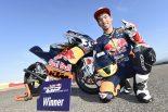 MotoGP | MotoGP登竜門で日本人ライダーが2年連続タイトル獲得。真崎一輝がチャンピオンに