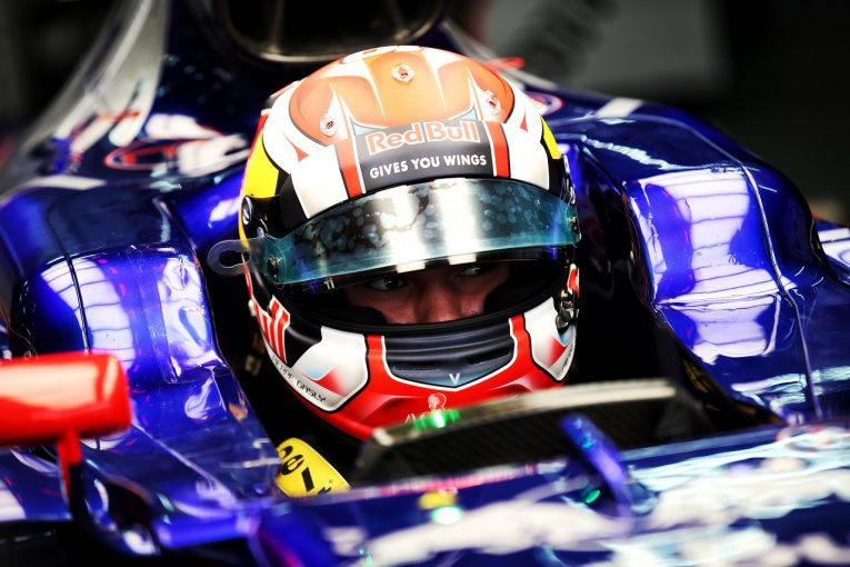 F1 | ガスリー、F1レースナンバーとして可夢偉と同じ「10」を選択