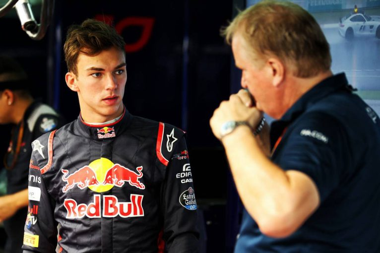 F1 | F1 Topic:ロシアも日本もやきもき。急きょトロロッソ参戦のガスリーはいつまで走る?